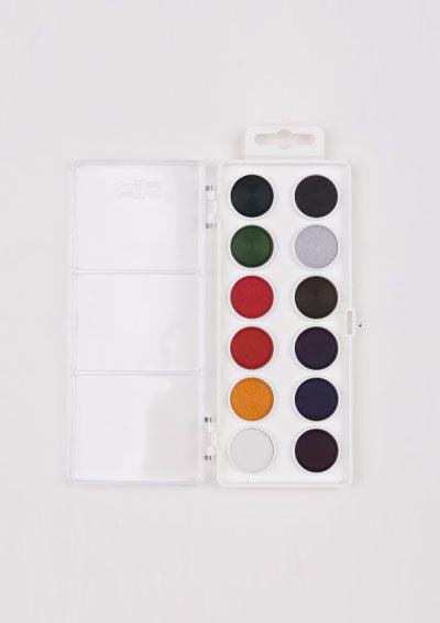 Anilinové vodové farby 12