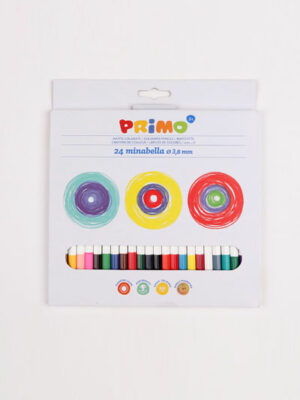 Farbičky PRIMO Minabella 24
