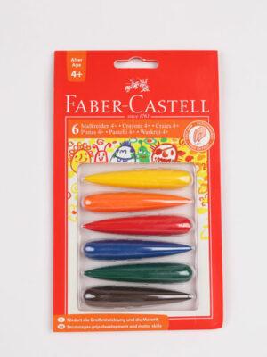 Voskovky Faber – Castell 4+