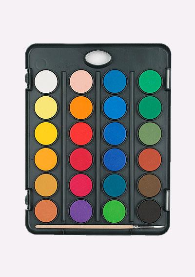 Vodové farby PRIMO – 24