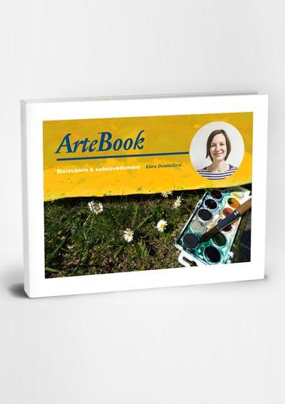 ArteBook – Malováním k sebeuvědomění