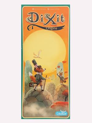 Dixit 4 – Origins