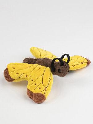 Motýľ žltý