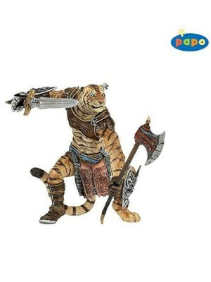 Tiger bojovník