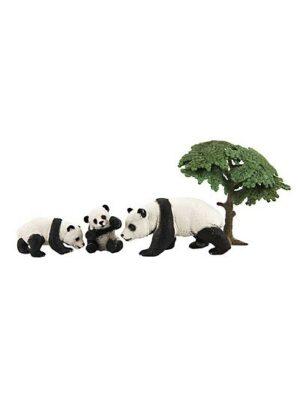 Panda smláďatami I