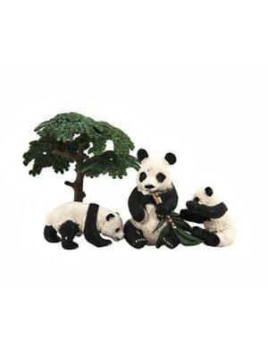 Panda smláďatami II
