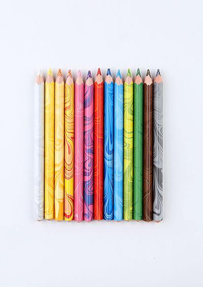 """Farebné ceruzky, trojhranné, KOH-I-NOOR """"Magic"""""""