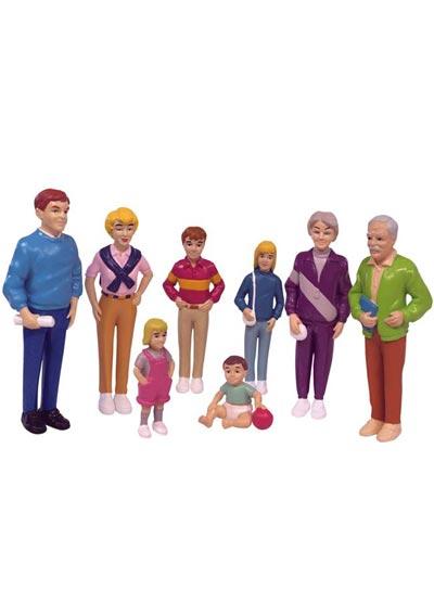 Realistická rodina I