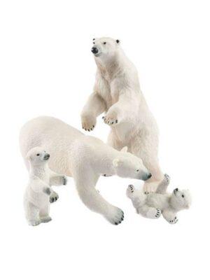 Rodina ľadových medveďov