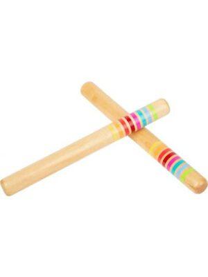 Drevené paličky – perkusie