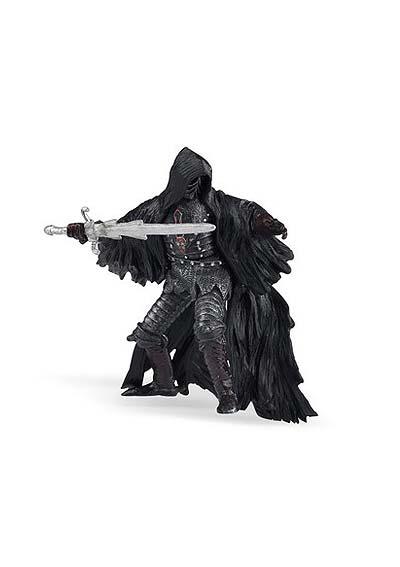 Čierny bojovník - Nekromancer