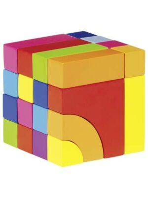 Farebná kocka