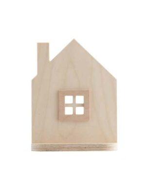 2D domček