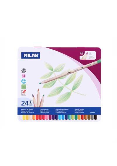 Farbičky MILAN – 24