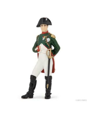 Napoleon Bonaparte v uniforme