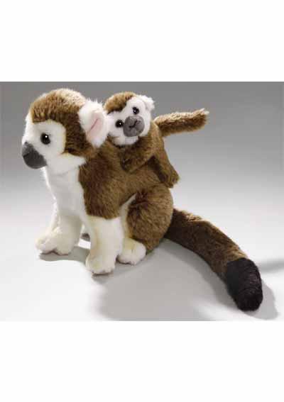 Harlowova opička s mláďatkom