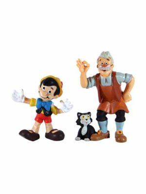 Pinocchio a Geppetto