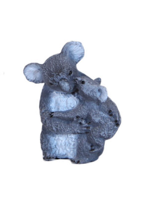 Koala s mláďaťom