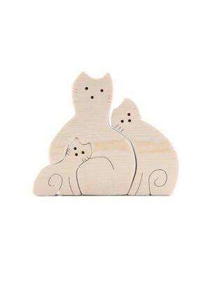 Mačky – rodina