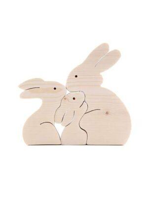 Zajačiky – rodina
