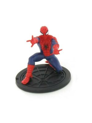 Spiderman – vrhajúci pavučinu