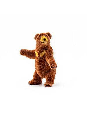 Medveď hnedý – semiš