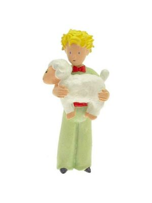 Malý princ držiaci ovečku