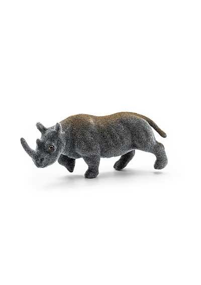 Nosorožec – semiš