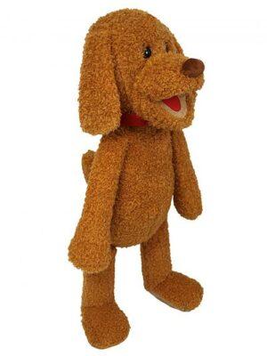 Pes MAXI - logopedická maňuška