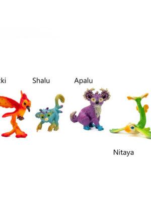Bayala – Picki, Shalu, Apalu, Nitaya